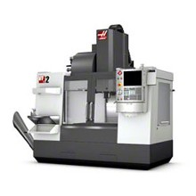 Haas VF2 4 assi