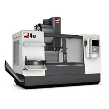 Haas VF4 SS 3 assi