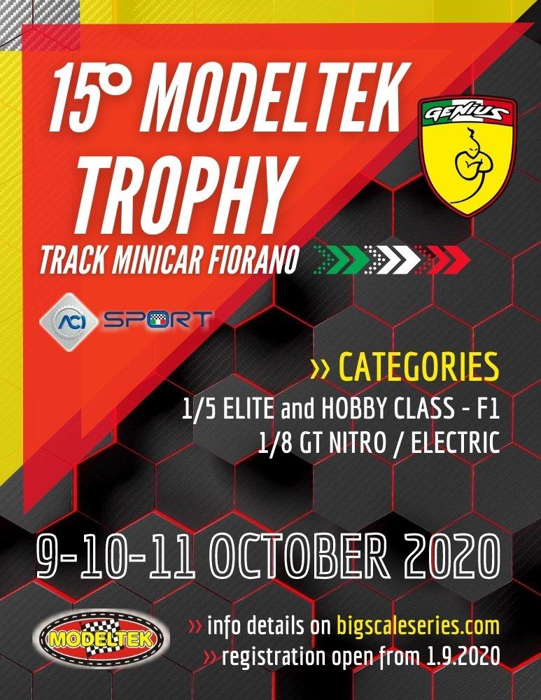 modeltek trophy 2020